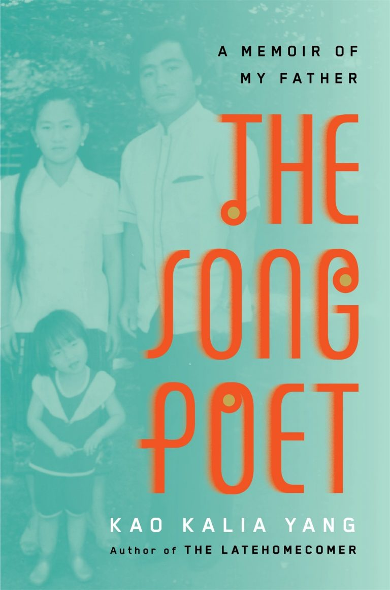 The Song Poet book cover